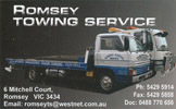 Romsey Towing
