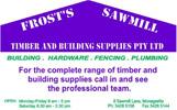 Frosts Sawmill