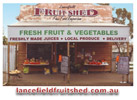 Fruit Shed
