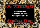 G Wright Quarries