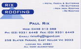 Rix Roofing