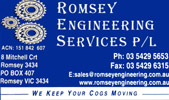 Romsey Engineering