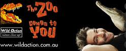 Wild Action Zoo
